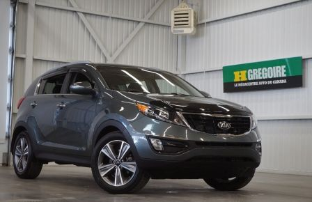 2014 Kia Sportage SX Turbo AWD (caméra-sonar) à New Richmond