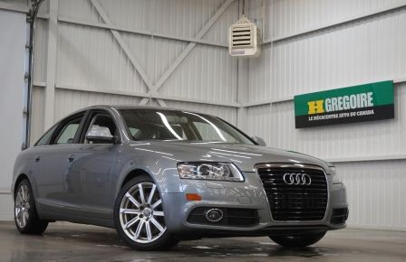 2011 Audi A6 S-LINE Quattro (cuir-toit-navi-caméra) in New Richmond