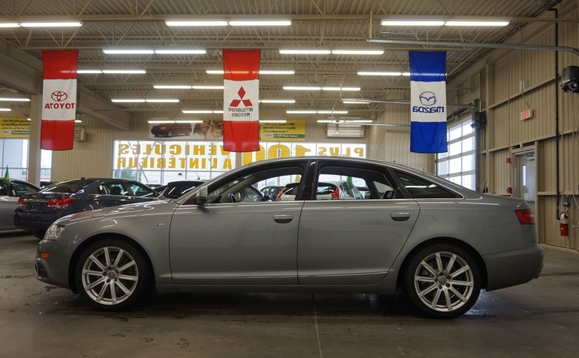 2011 Audi A6 S-LINE Quattro (cuir-toit-navi-caméra) #3