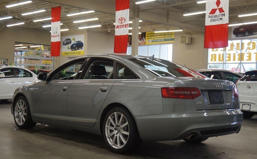 2011 Audi A6 S-LINE Quattro (cuir-toit-navi-caméra) #4