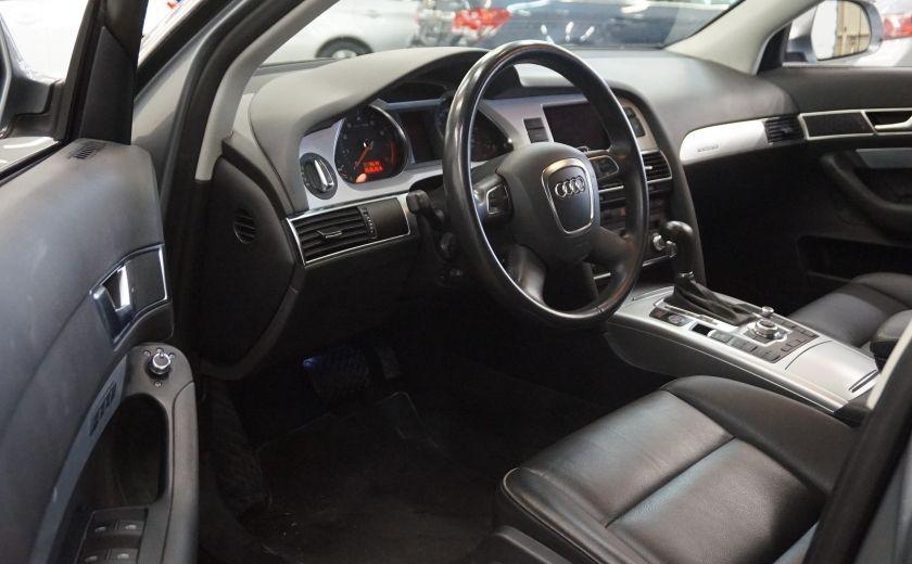 2011 Audi A6 S-LINE Quattro (cuir-toit-navi-caméra) #8