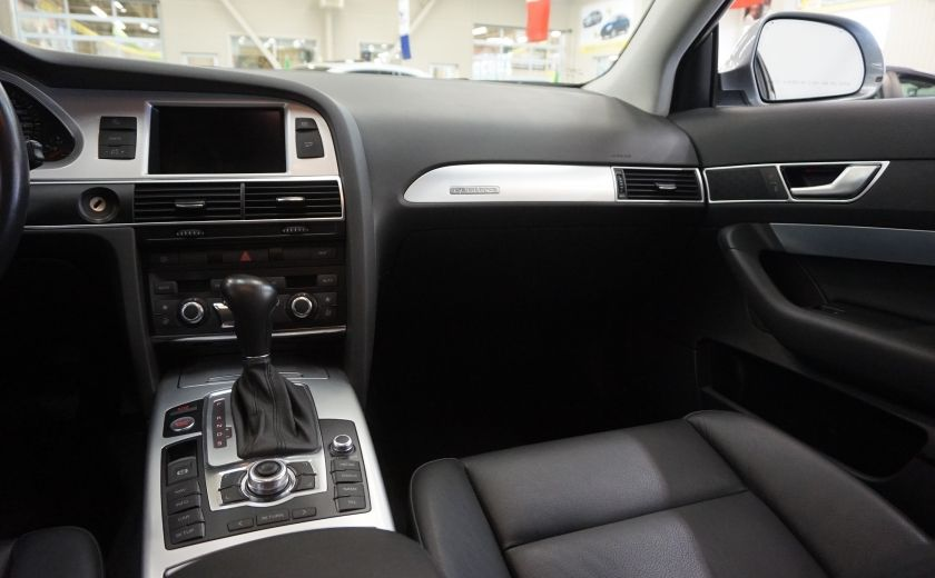 2011 Audi A6 S-LINE Quattro (cuir-toit-navi-caméra) #9