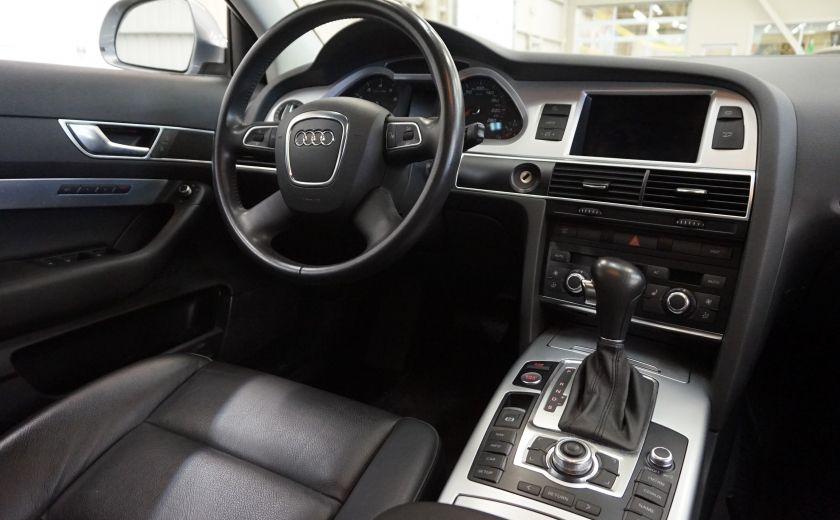 2011 Audi A6 S-LINE Quattro (cuir-toit-navi-caméra) #10