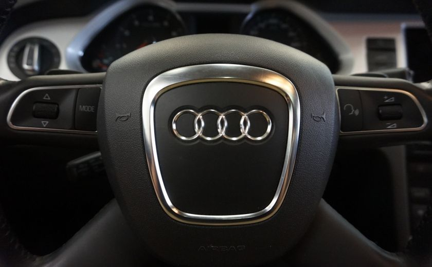2011 Audi A6 S-LINE Quattro (cuir-toit-navi-caméra) #12
