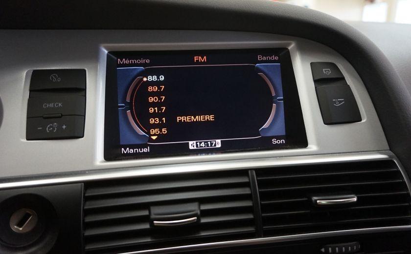 2011 Audi A6 S-LINE Quattro (cuir-toit-navi-caméra) #16