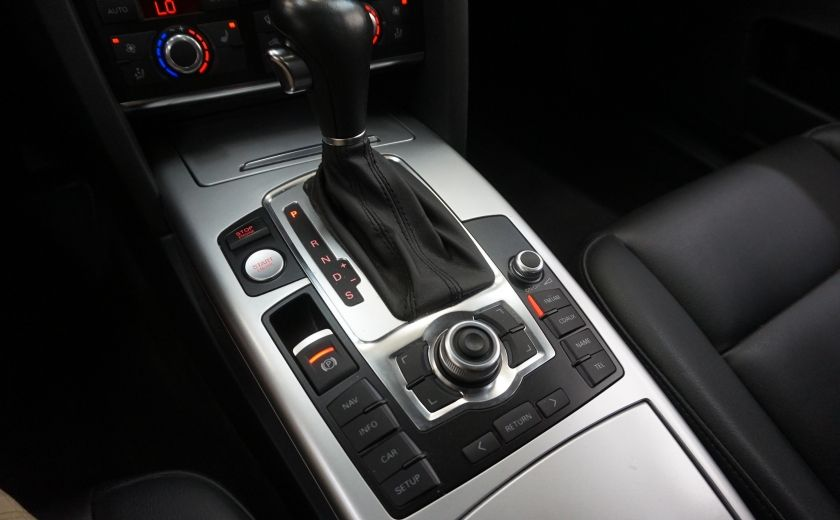 2011 Audi A6 S-LINE Quattro (cuir-toit-navi-caméra) #18
