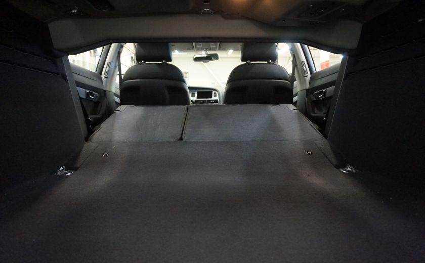 2011 Audi A6 S-LINE Quattro (cuir-toit-navi-caméra) #27