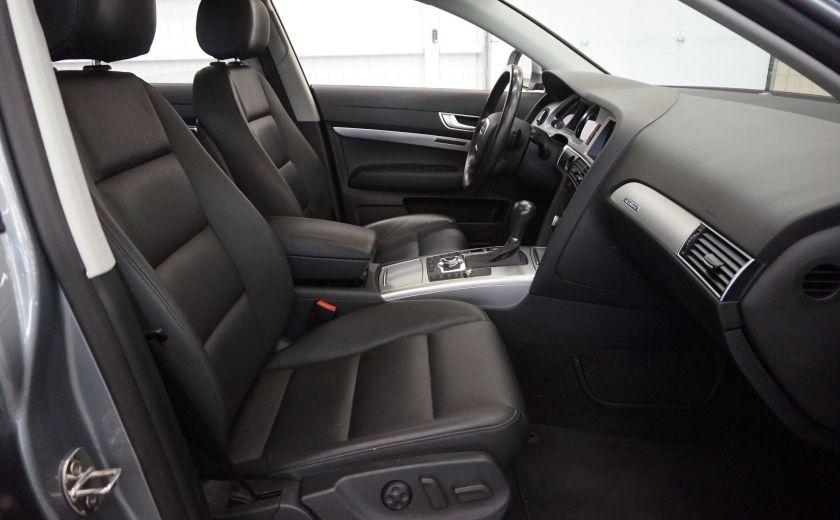 2011 Audi A6 S-LINE Quattro (cuir-toit-navi-caméra) #29