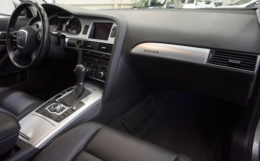 2011 Audi A6 S-LINE Quattro (cuir-toit-navi-caméra) #30