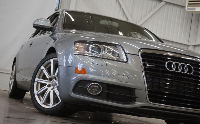 2011 Audi A6 S-LINE Quattro (cuir-toit-navi-caméra) #33