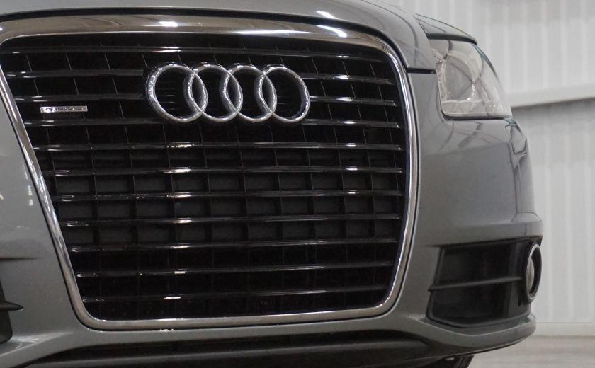 2011 Audi A6 S-LINE Quattro (cuir-toit-navi-caméra) #34