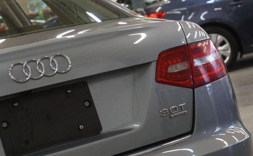 2011 Audi A6 S-LINE Quattro (cuir-toit-navi-caméra) #35
