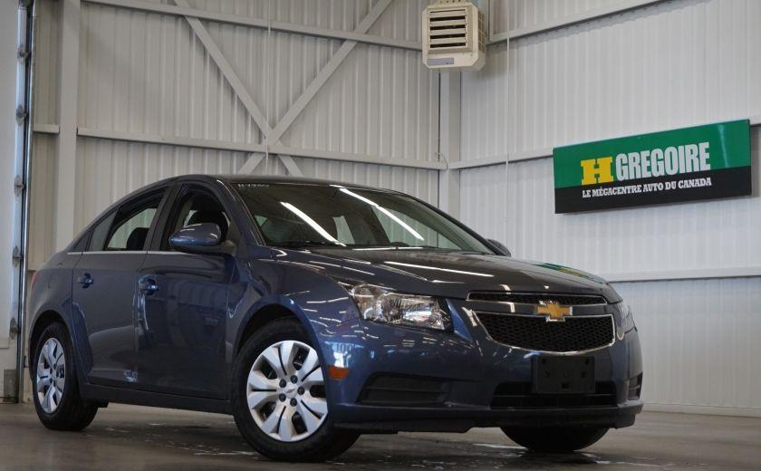 2014 Chevrolet Cruze LT 1.4L Turbo #0