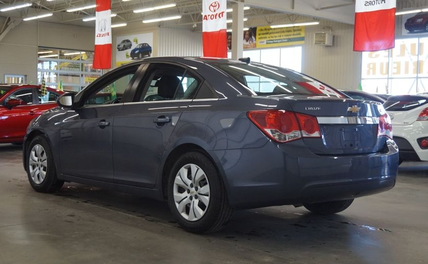 2014 Chevrolet Cruze LT 1.4L Turbo #4