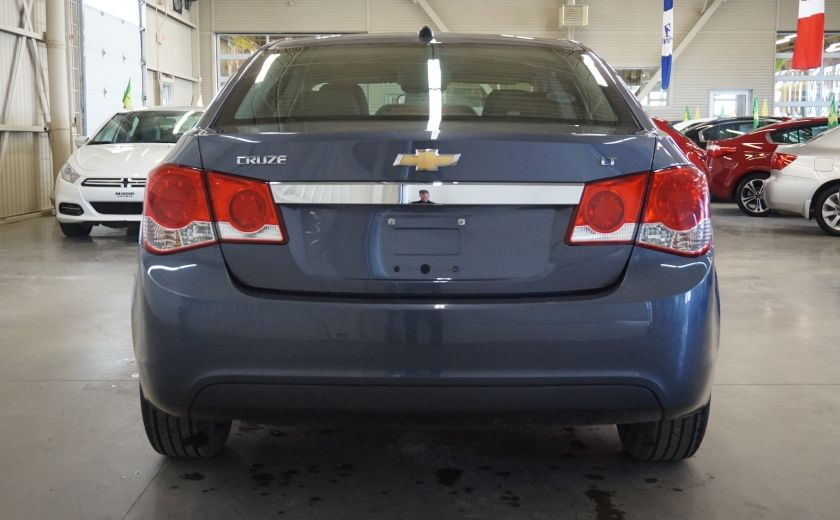 2014 Chevrolet Cruze LT 1.4L Turbo #5
