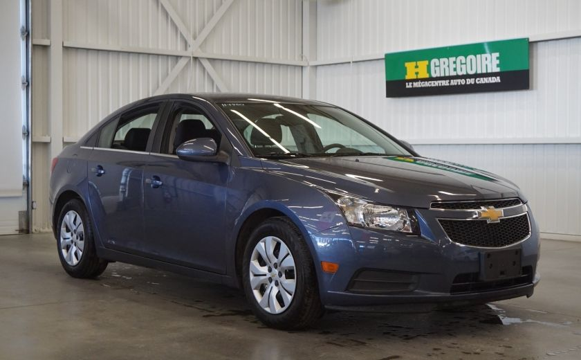 2014 Chevrolet Cruze LT 1.4L Turbo #8
