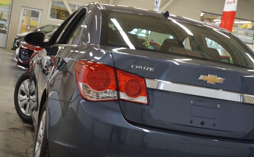 2014 Chevrolet Cruze LT 1.4L Turbo #29