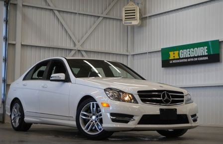2014 Mercedes Benz C300 4Matic (cuir-toit ouvrant) in Granby
