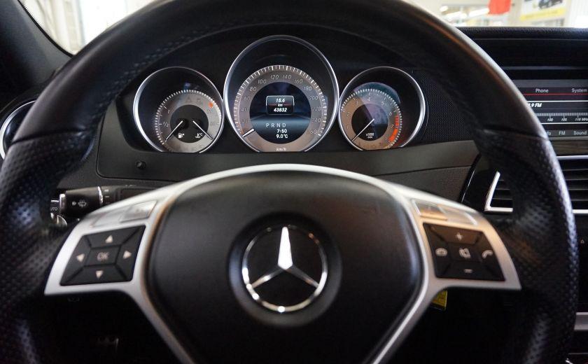 2014 Mercedes Benz C300 4Matic (cuir-toit ouvrant) #13