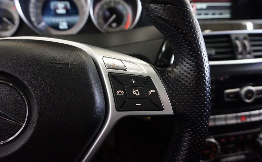 2014 Mercedes Benz C300 4Matic (cuir-toit ouvrant) #15