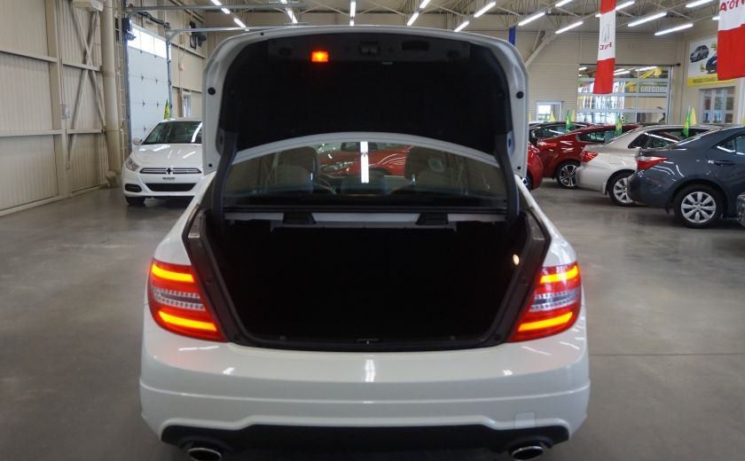 2014 Mercedes Benz C300 4Matic (cuir-toit ouvrant) #26