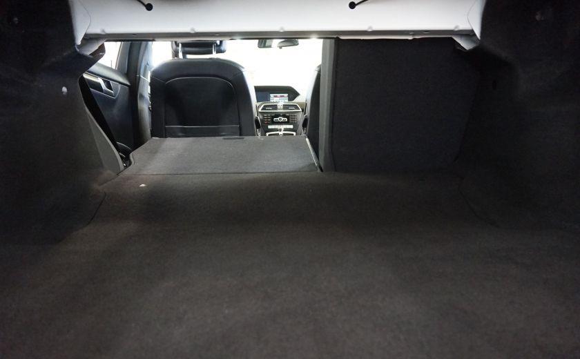 2014 Mercedes Benz C300 4Matic (cuir-toit ouvrant) #28