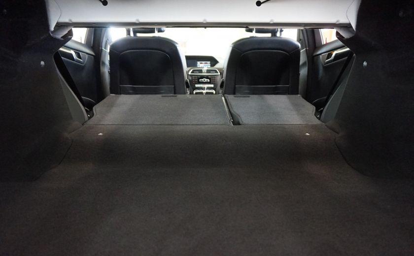 2014 Mercedes Benz C300 4Matic (cuir-toit ouvrant) #29