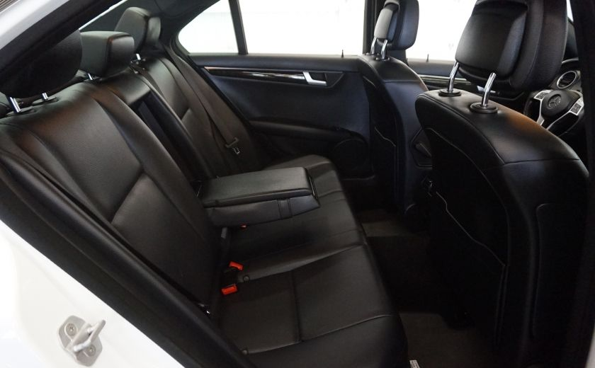 2014 Mercedes Benz C300 4Matic (cuir-toit ouvrant) #30
