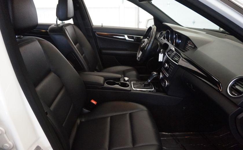 2014 Mercedes Benz C300 4Matic (cuir-toit ouvrant) #31