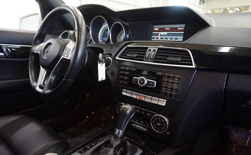 2014 Mercedes Benz C300 4Matic (cuir-toit ouvrant) #33
