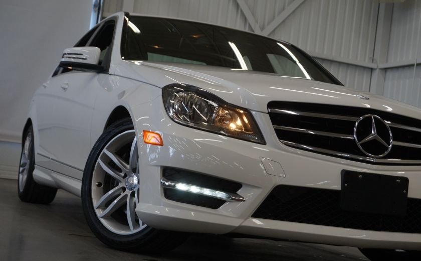 2014 Mercedes Benz C300 4Matic (cuir-toit ouvrant) #35