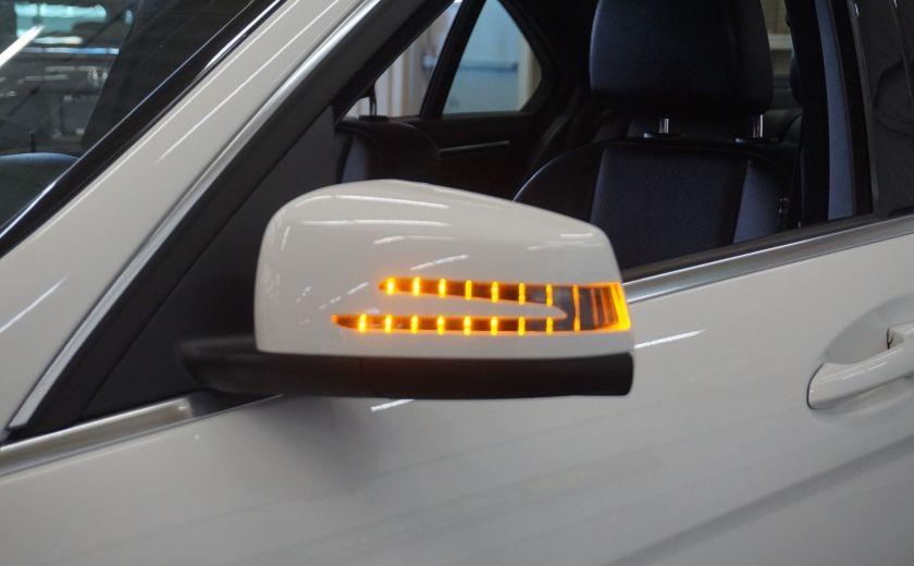 2014 Mercedes Benz C300 4Matic (cuir-toit ouvrant) #36