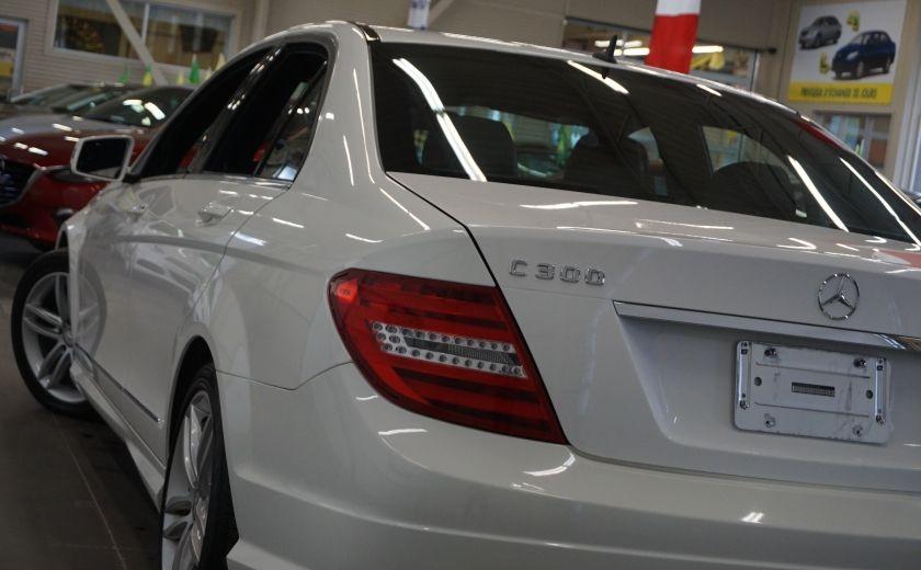 2014 Mercedes Benz C300 4Matic (cuir-toit ouvrant) #37