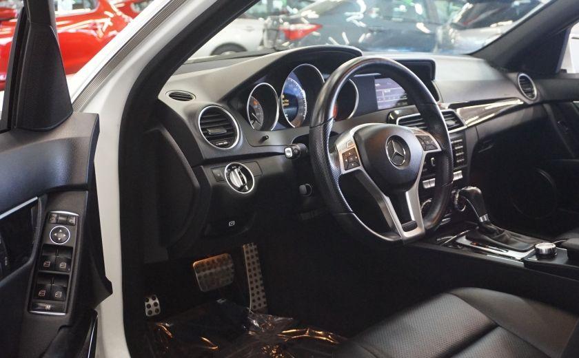 2014 Mercedes Benz C300 4Matic (cuir-toit ouvrant) #9
