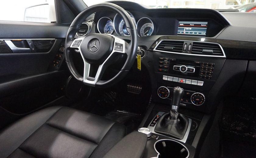 2014 Mercedes Benz C300 4Matic (cuir-toit ouvrant) #11