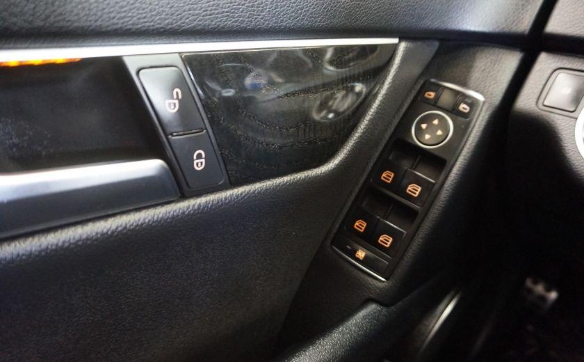 2014 Mercedes Benz C300 4Matic (cuir-toit ouvrant) #20
