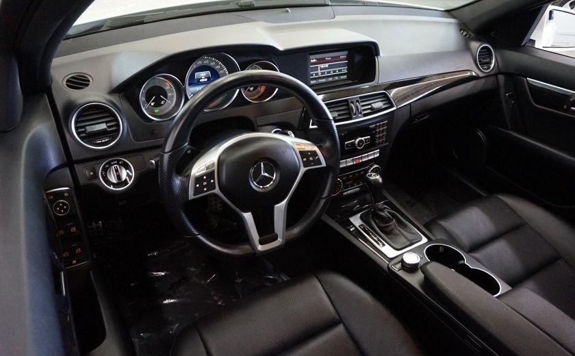2014 Mercedes Benz C300 4Matic (cuir-toit ouvrant) #21