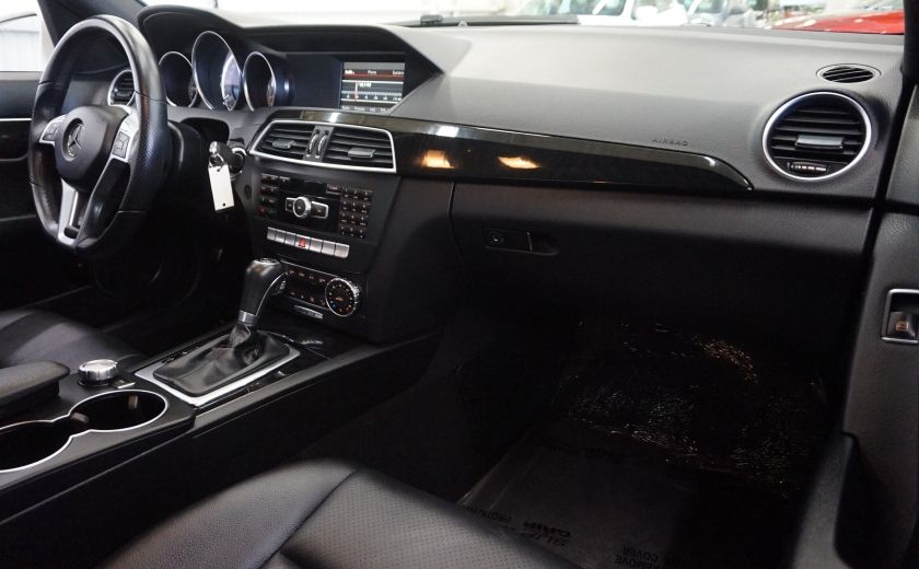 2014 Mercedes Benz C300 4Matic (cuir-toit ouvrant) #32