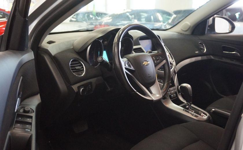 2014 Chevrolet Cruze LT 1.4L Turbo (caméra de recul) #8