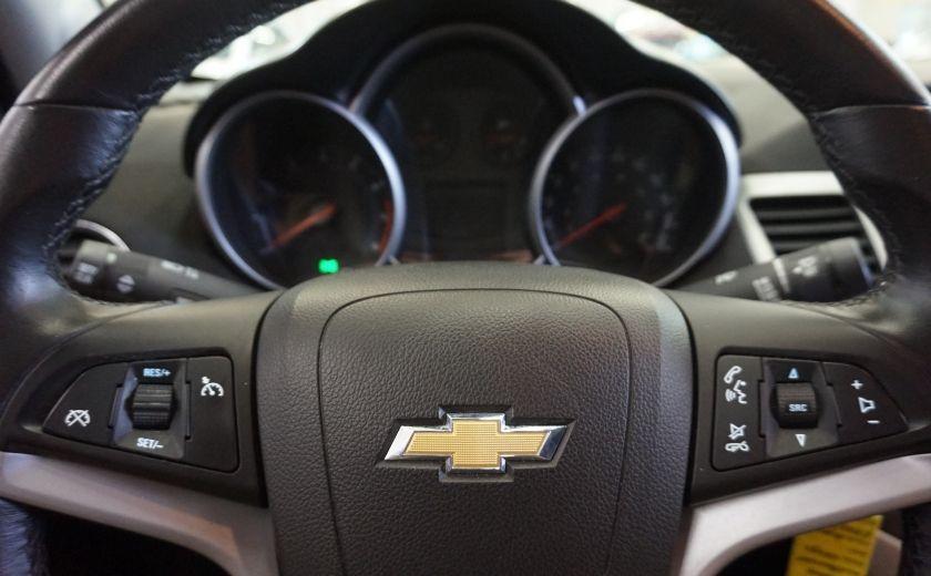 2014 Chevrolet Cruze LT 1.4L Turbo (caméra de recul) #12