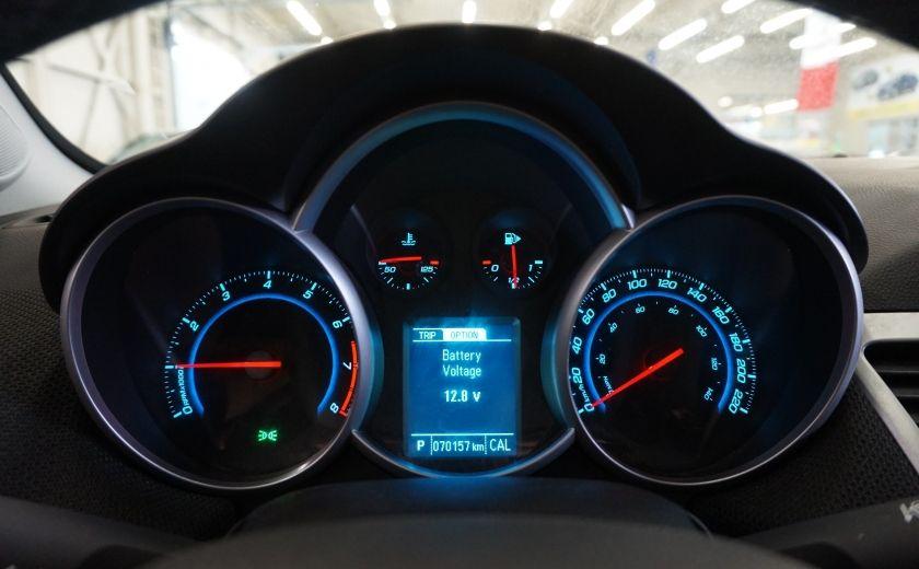 2014 Chevrolet Cruze LT 1.4L Turbo (caméra de recul) #13