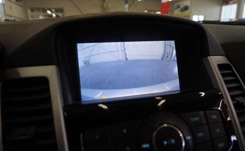 2014 Chevrolet Cruze LT 1.4L Turbo (caméra de recul) #15