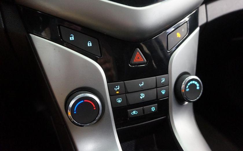 2014 Chevrolet Cruze LT 1.4L Turbo (caméra de recul) #16