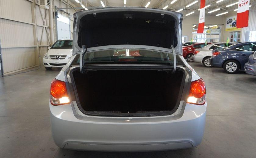2014 Chevrolet Cruze LT 1.4L Turbo (caméra de recul) #21