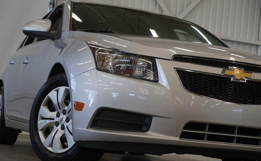 2014 Chevrolet Cruze LT 1.4L Turbo (caméra de recul) #29