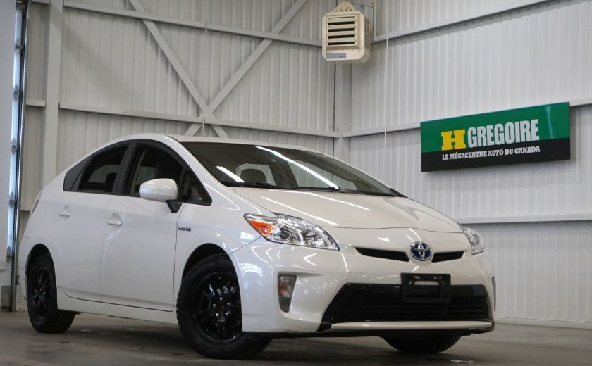 2012 Toyota Prius Hybrid (caméra de recul) #0