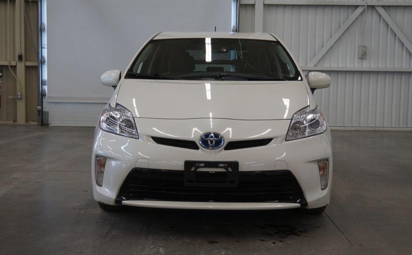 2012 Toyota Prius Hybrid (caméra de recul) #1