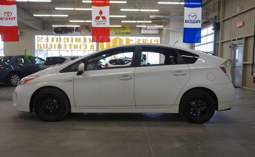 2012 Toyota Prius Hybrid (caméra de recul) #3