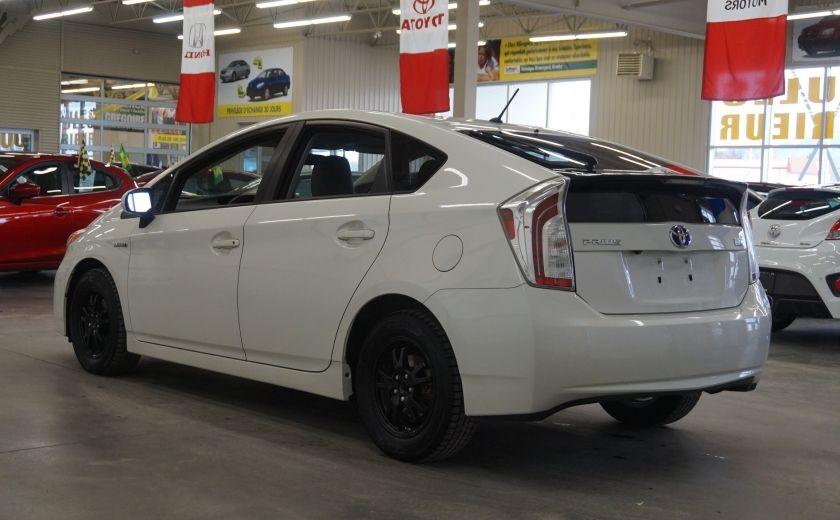 2012 Toyota Prius Hybrid (caméra de recul) #4