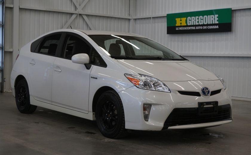 2012 Toyota Prius Hybrid (caméra de recul) #8